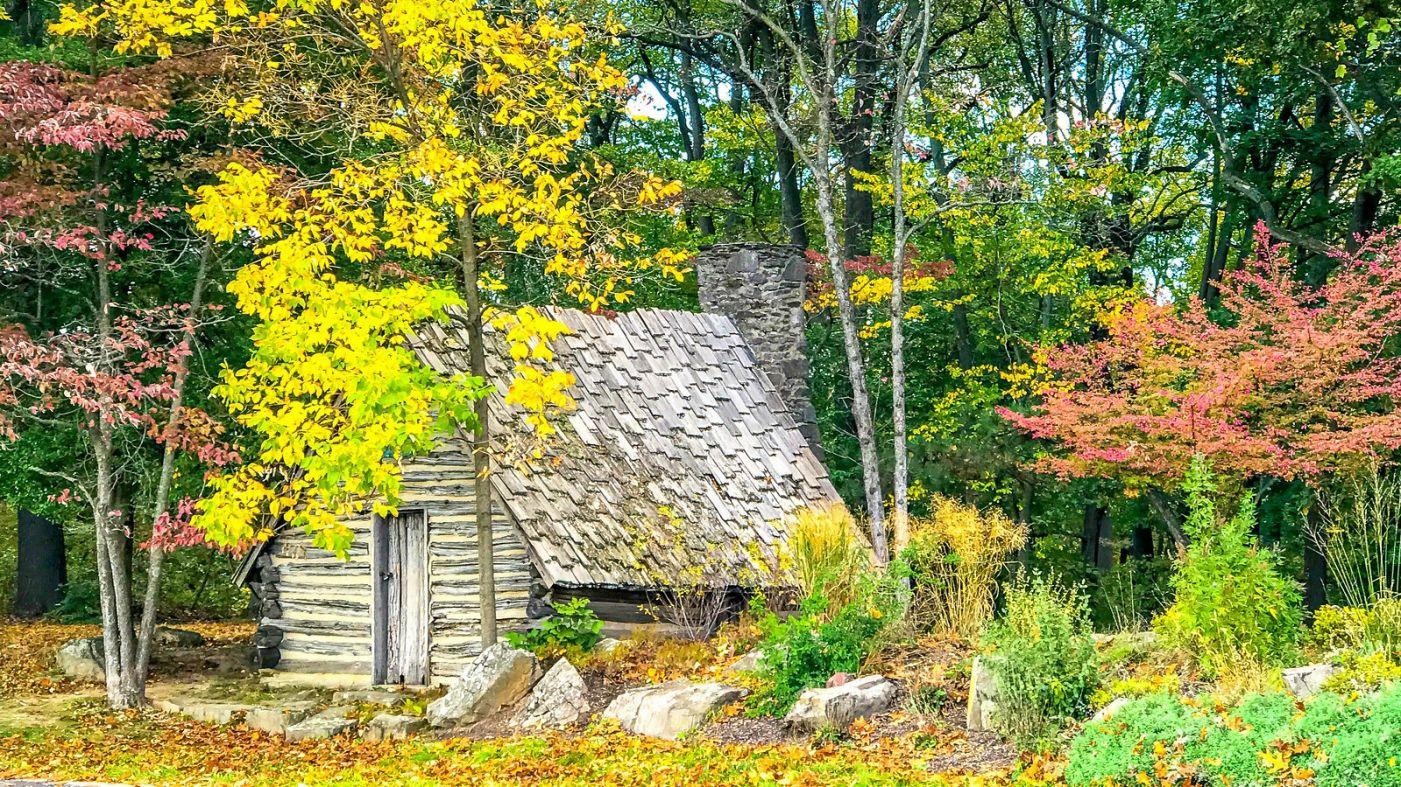 宾州的福吉谷,入秋的景色_图1-17