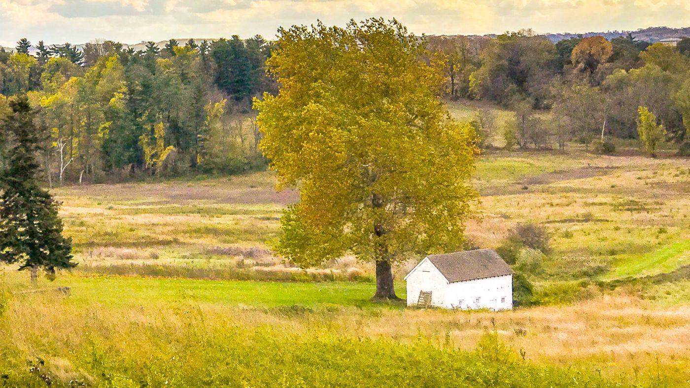 宾州的福吉谷,入秋的景色_图1-20