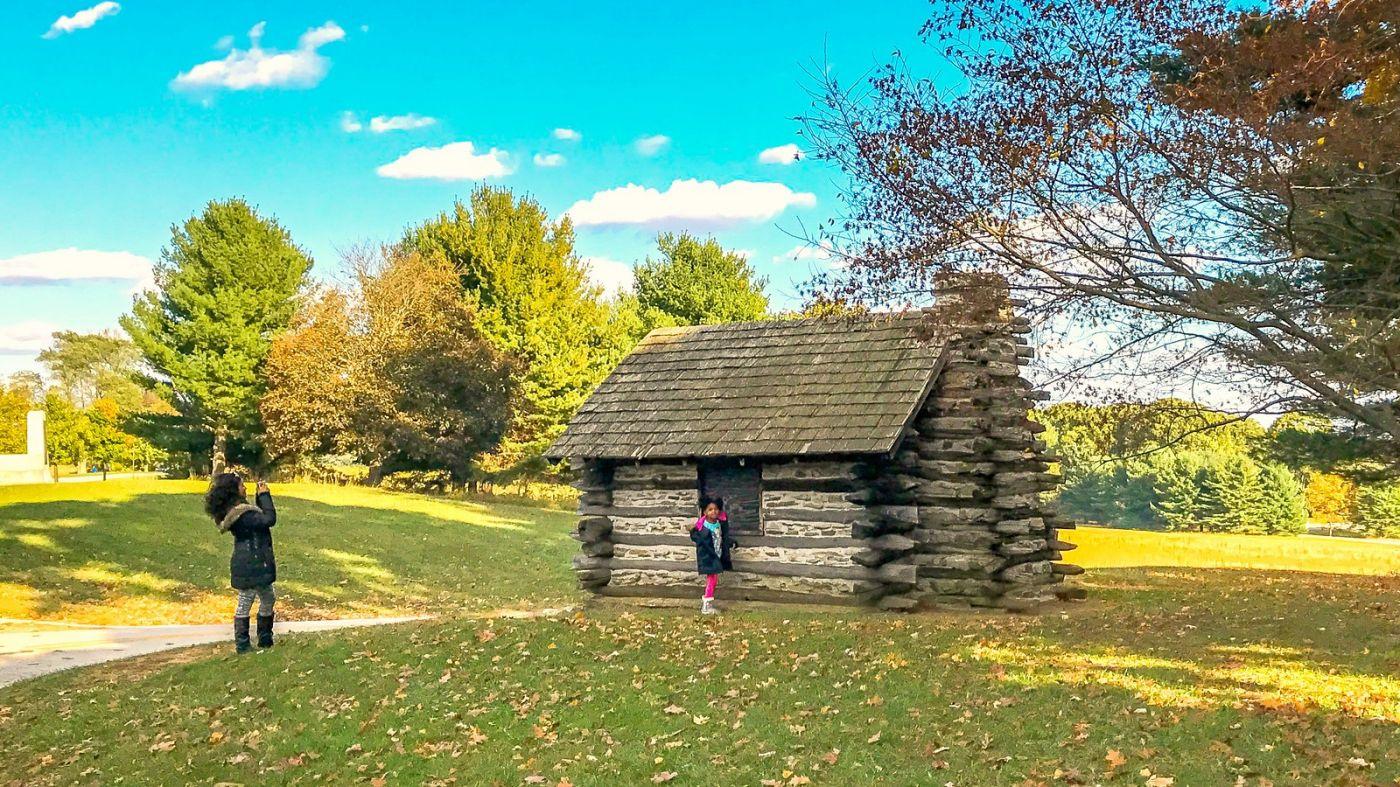 宾州的福吉谷,入秋的景色_图1-24