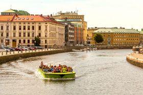 瑞典哥德堡,路边岸边即景