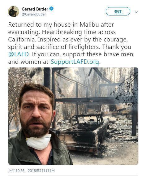 高娓娓:火灾前后对比!美国加州马布里豪宅区被烧,LadyGaga等明星豪宅成废墟 ..._图1-8