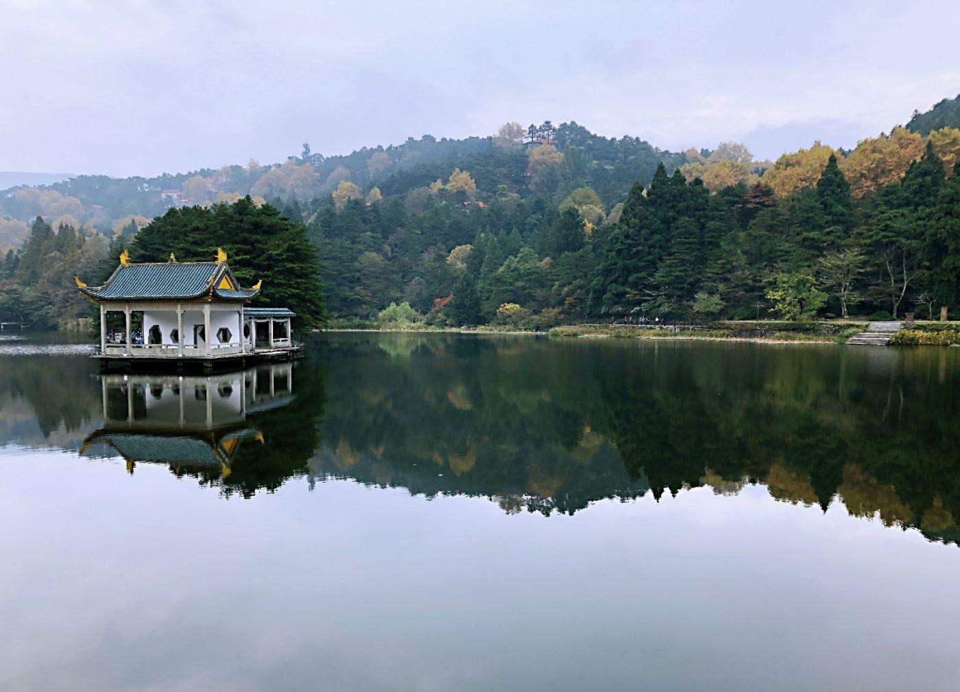 【田螺随拍】秋色庐山-手机版_图1-1