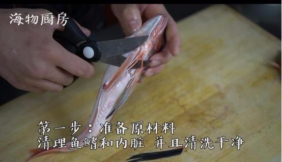 美女教你做红娘鱼炖豆腐,刚喝第一口汤鲜美无比感觉整个人都飘了 ..._图1-3