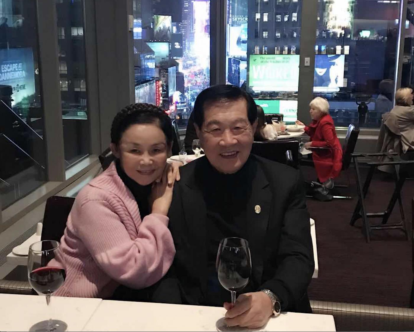 国际刑侦大师李昌钰博士终于结婚了!_图1-3