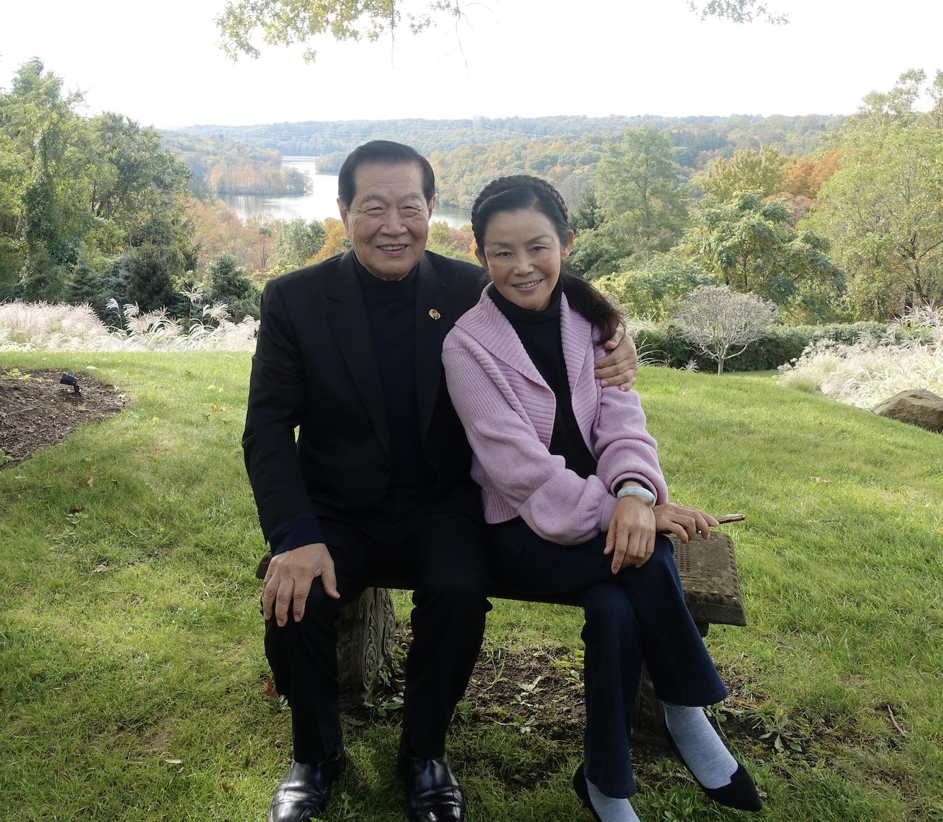 国际刑侦大师李昌钰博士终于结婚了!_图1-1