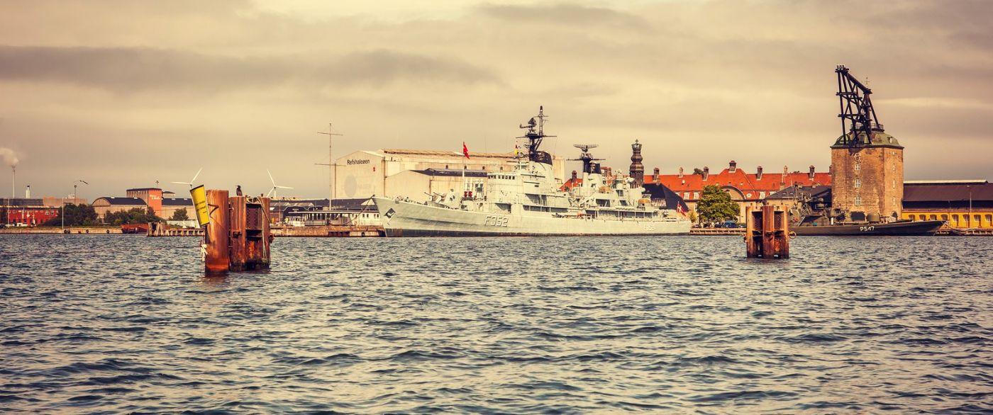 丹麦哥本哈根,坐游船看城容_图1-25