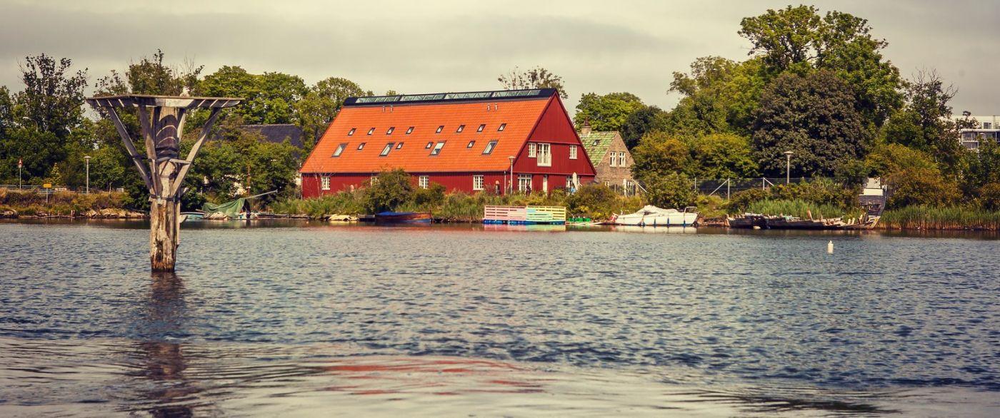 丹麦哥本哈根,坐游船看城容_图1-24