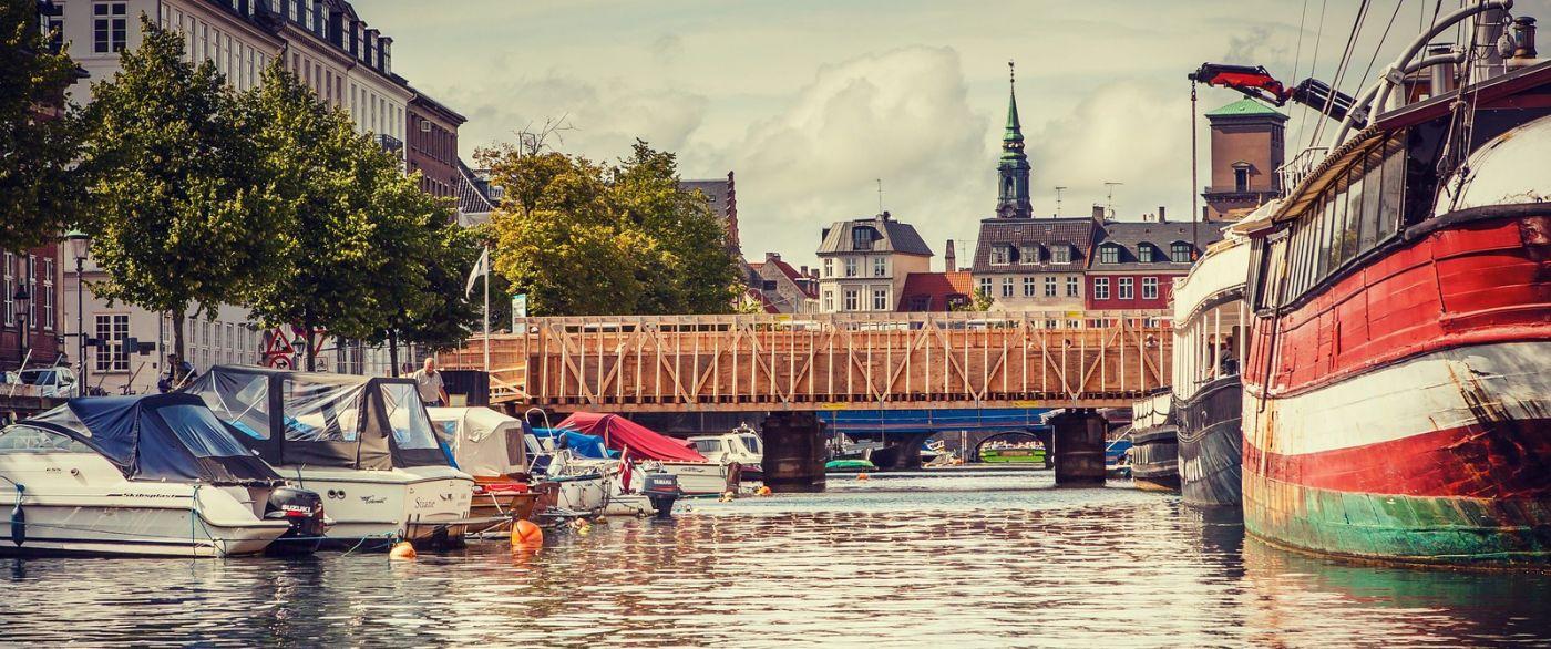 丹麦哥本哈根,坐游船看城容_图1-23