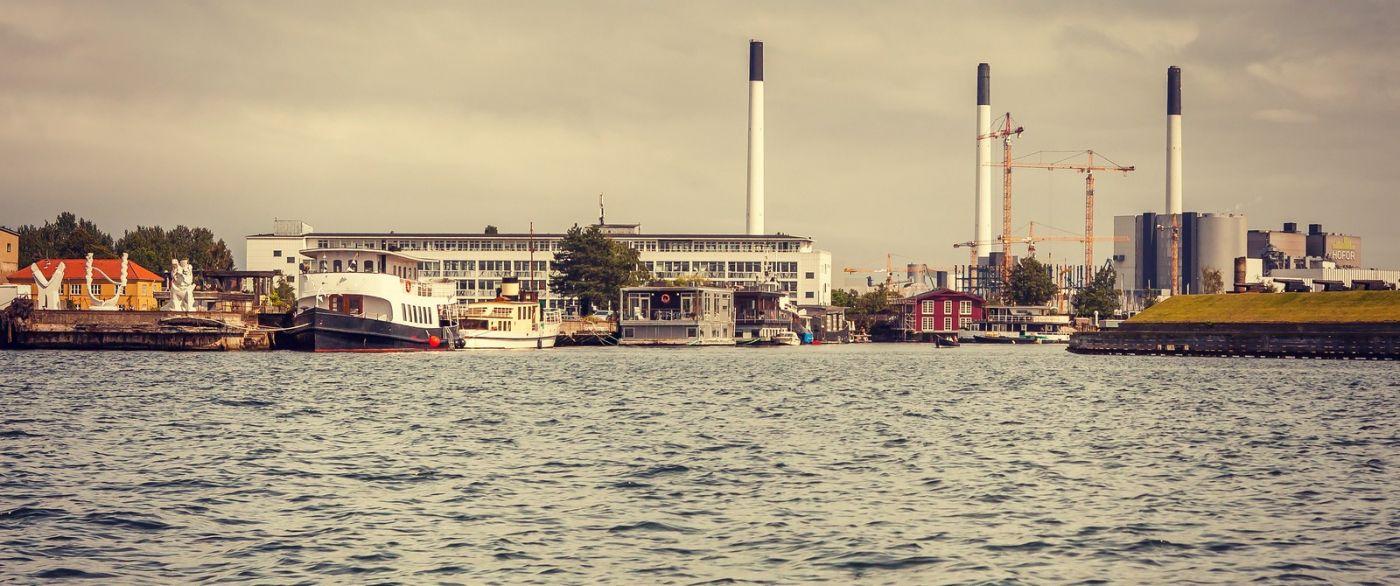 丹麦哥本哈根,坐游船看城容_图1-22