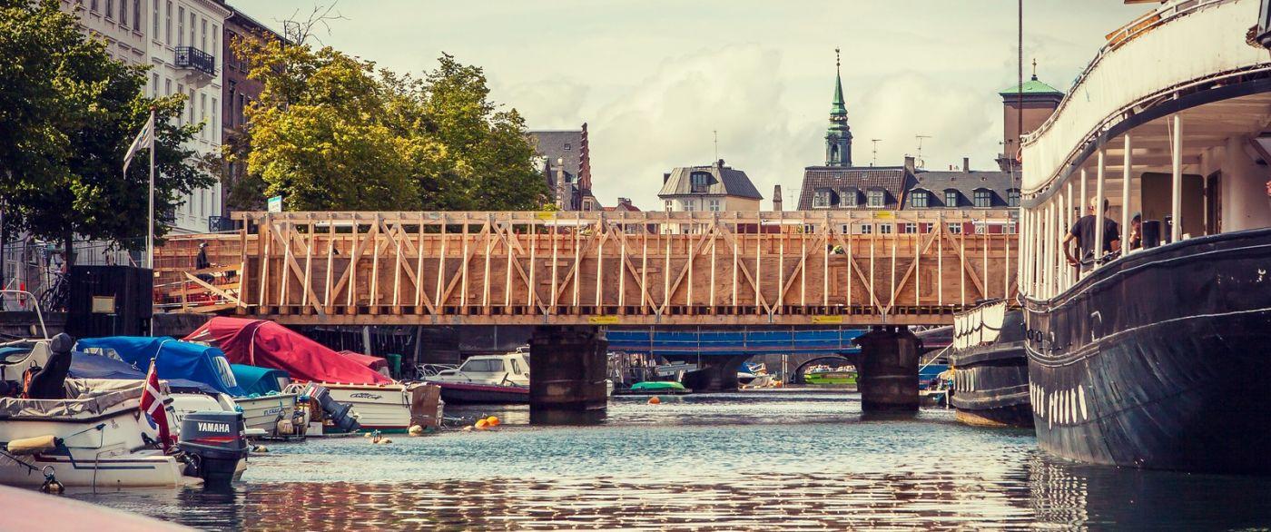 丹麦哥本哈根,坐游船看城容_图1-21