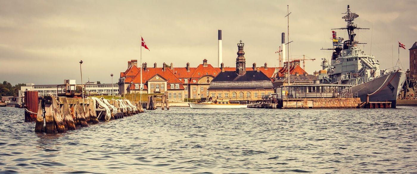 丹麦哥本哈根,坐游船看城容_图1-19