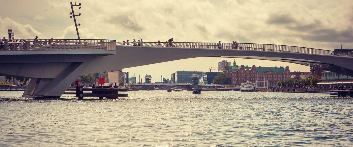 丹麦哥本哈根,坐游船看城容_图1-14