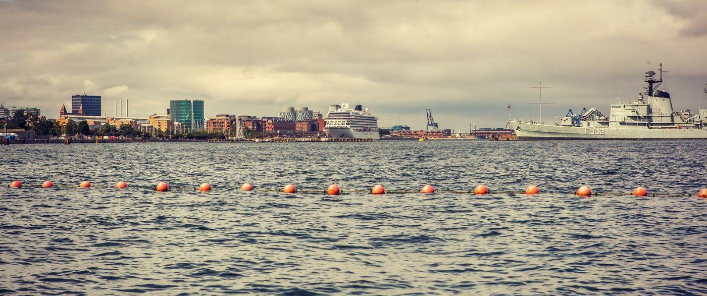 丹麦哥本哈根,坐游船看城容_图1-18