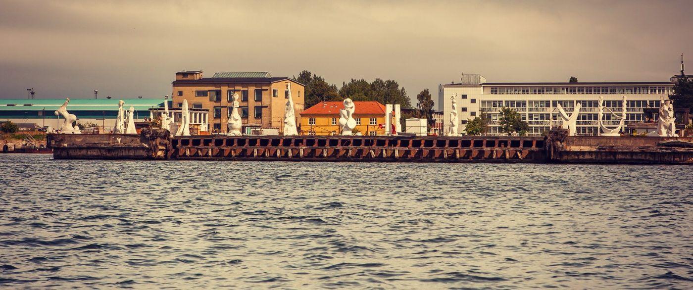 丹麦哥本哈根,坐游船看城容_图1-15