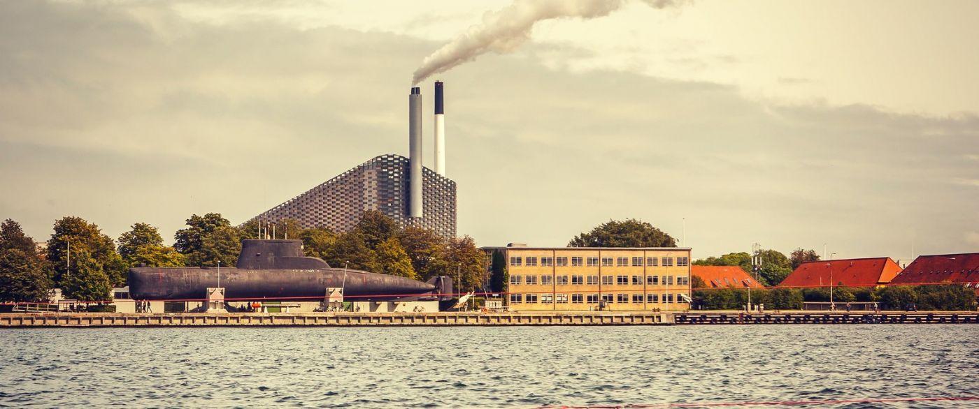 丹麦哥本哈根,坐游船看城容_图1-16