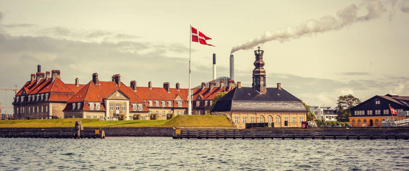 丹麦哥本哈根,坐游船看城容_图1-17