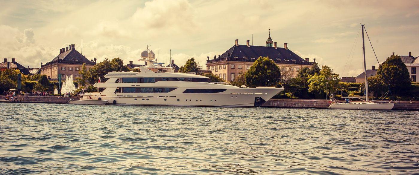 丹麦哥本哈根,坐游船看城容_图1-12