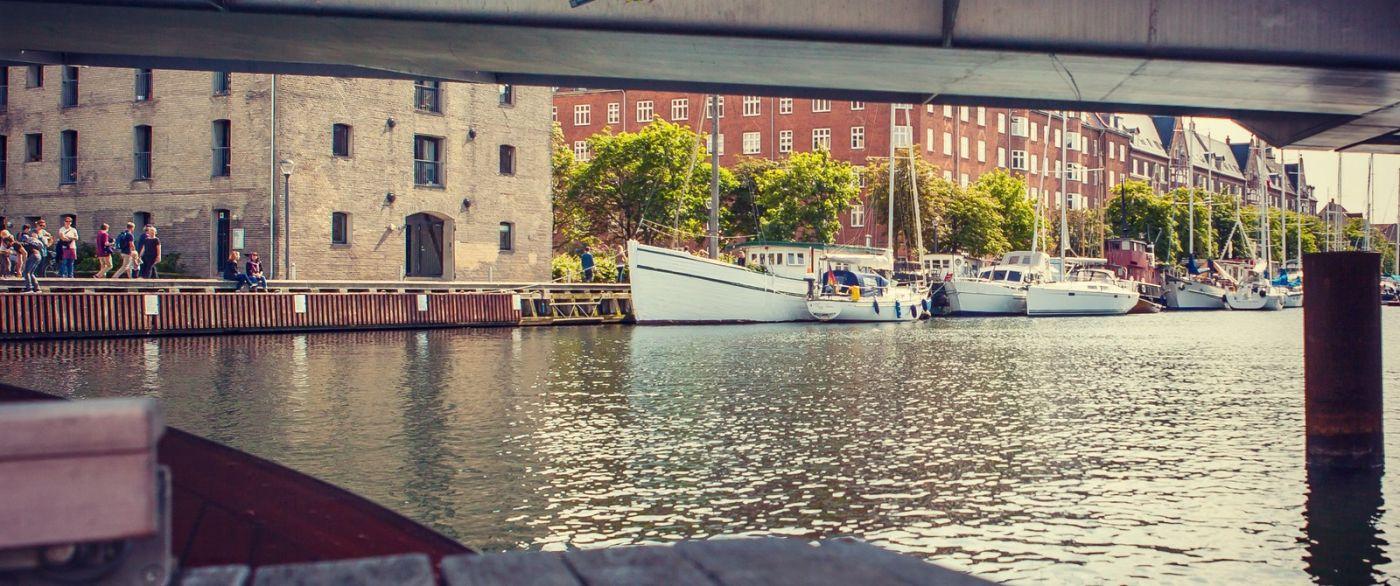 丹麦哥本哈根,坐游船看城容_图1-11