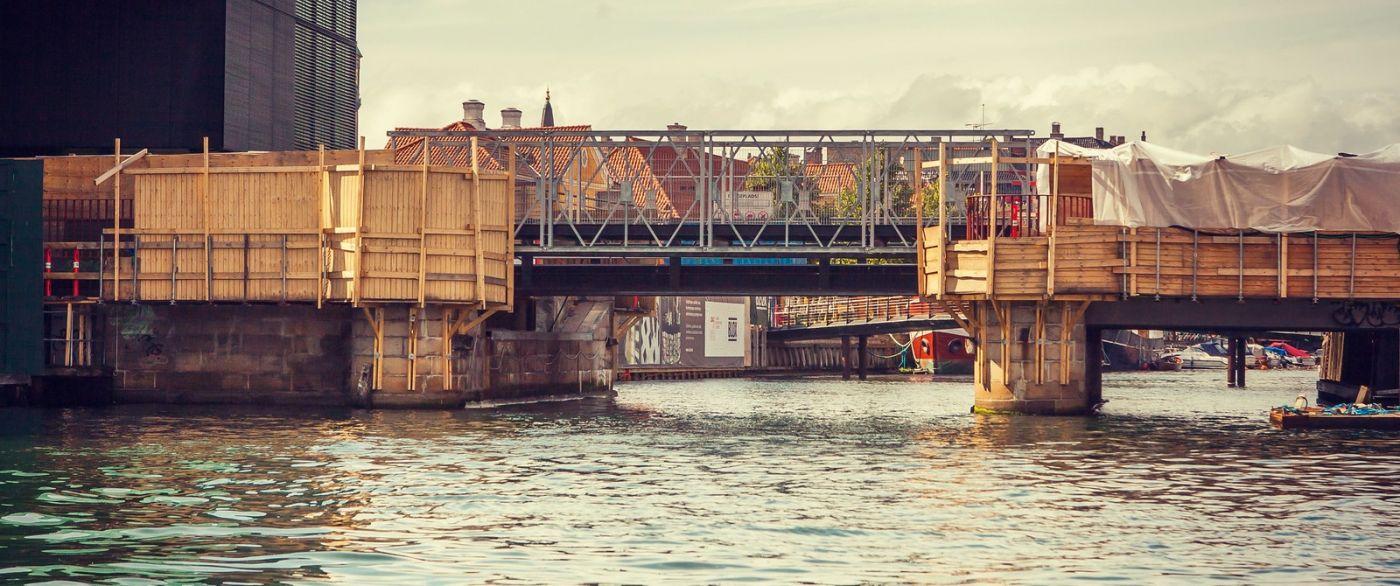 丹麦哥本哈根,坐游船看城容_图1-10