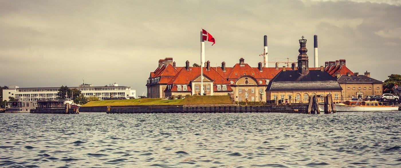 丹麦哥本哈根,坐游船看城容_图1-8