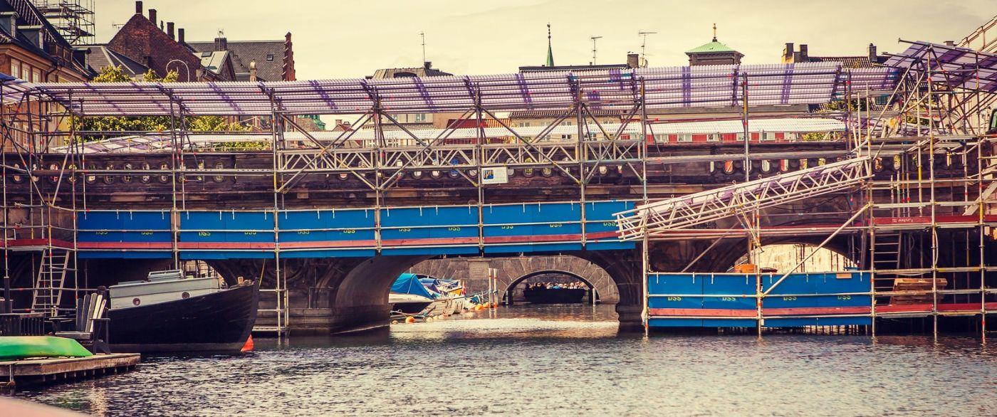 丹麦哥本哈根,坐游船看城容_图1-5