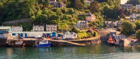 苏格兰见闻,日常的小城小港