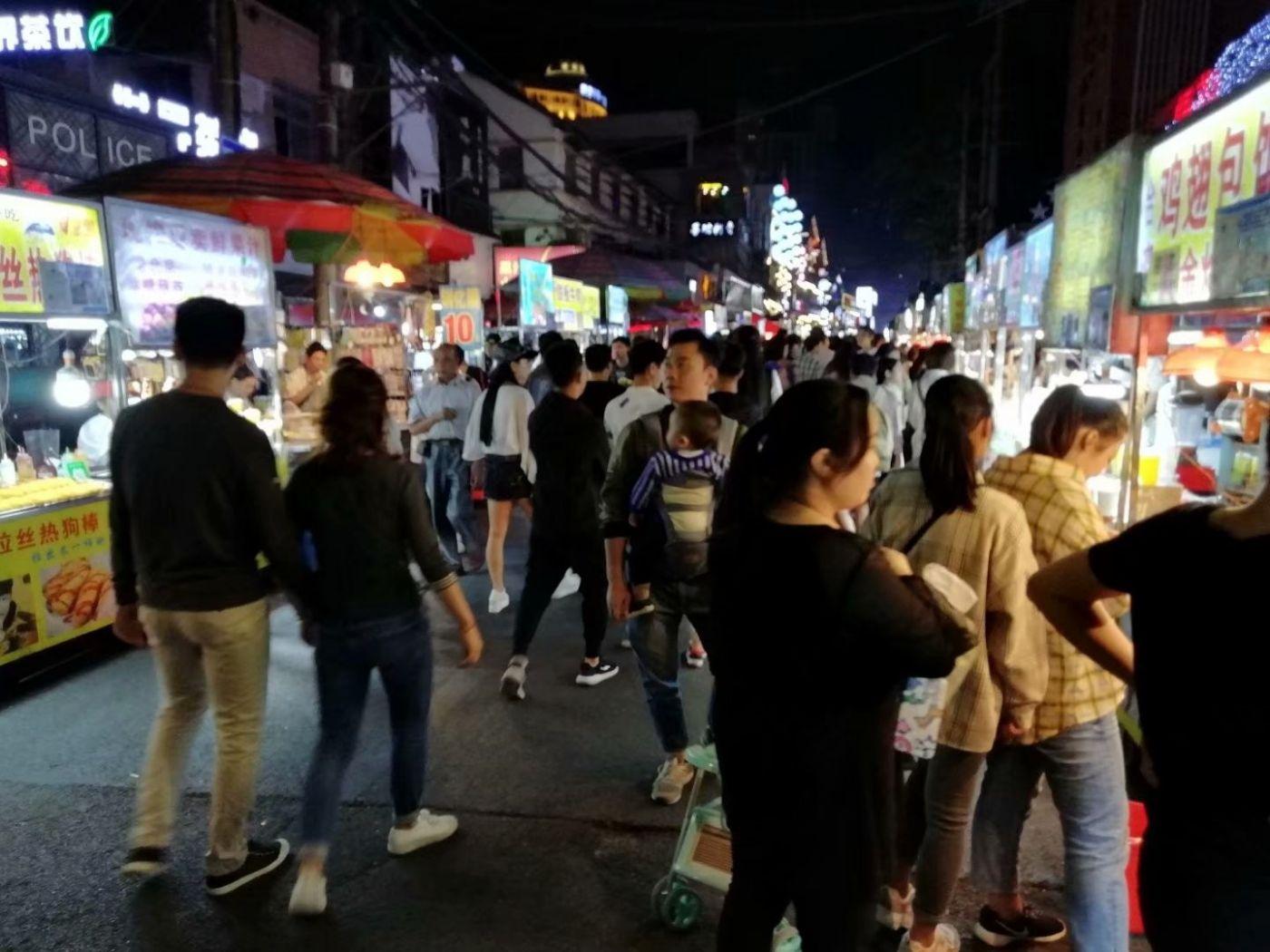 南宁老城美食夜市(图)_图1-7