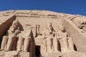 埃及阿布辛贝和哈索尔神庙
