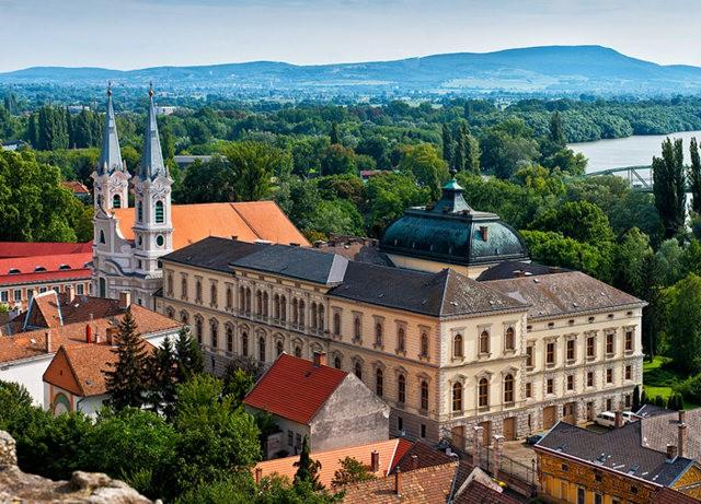 埃斯泰尔戈姆---匈牙利国家的摇篮_图1-13