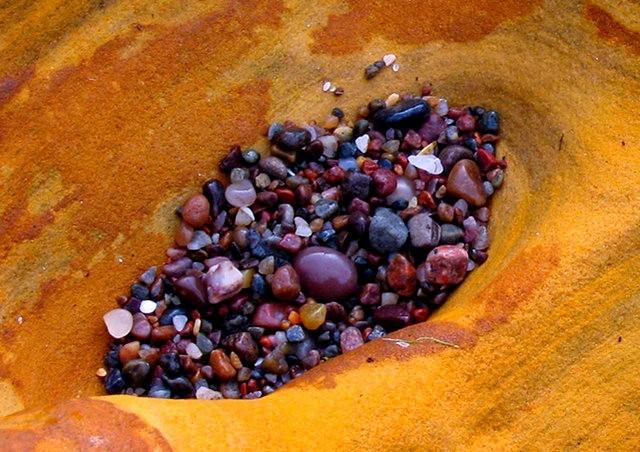 曾记忆,苏格兰的海岸岩石_图1-1