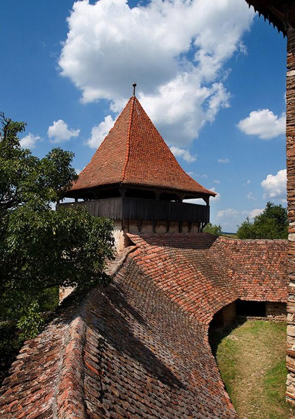 特兰西瓦尼亚的教堂村庄_图1-6
