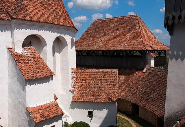 特兰西瓦尼亚的教堂村庄_图1-9