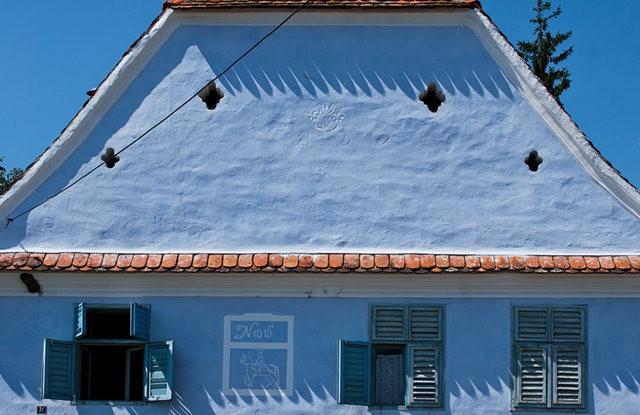 特兰西瓦尼亚的教堂村庄_图1-15