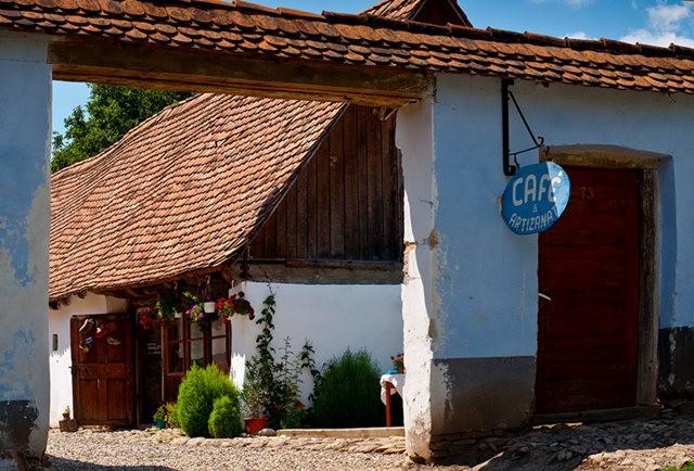 特兰西瓦尼亚的教堂村庄_图1-16
