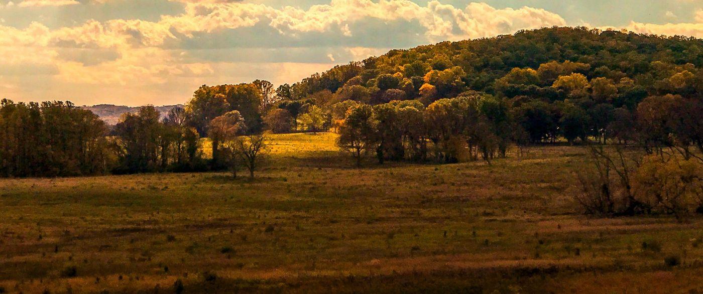 宾州的福吉谷,秋日的漫步 (手机摄影)_图1-6