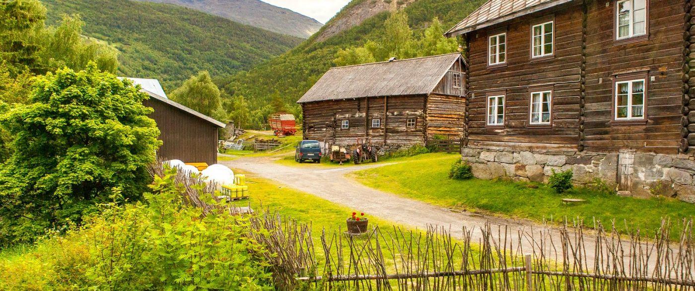 北欧旅途,农庄的前前后后_图1-1