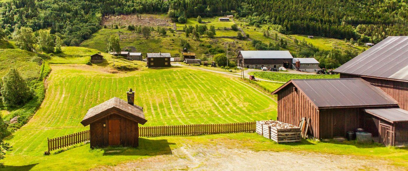 北欧旅途,农庄的前前后后_图1-12