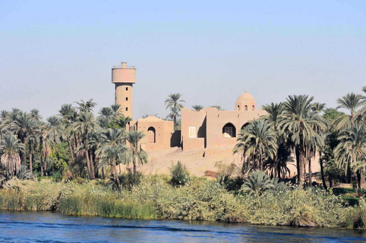 埃及尼罗河风光_图1-17