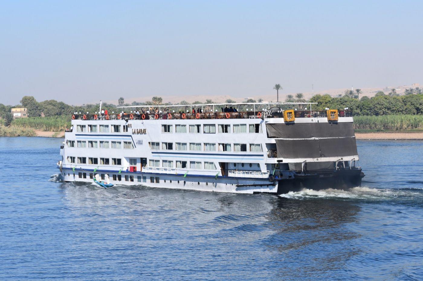 埃及尼罗河风光_图1-20