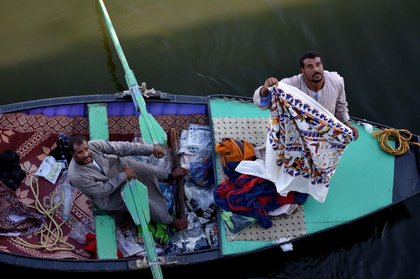 埃及尼罗河风光_图1-33