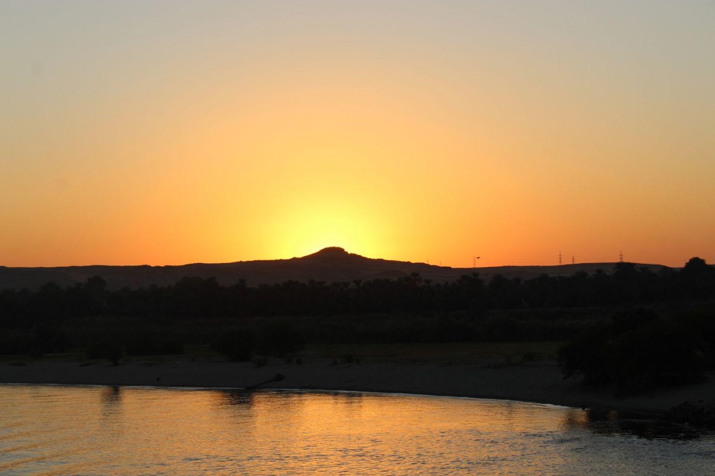 埃及尼罗河风光_图1-54