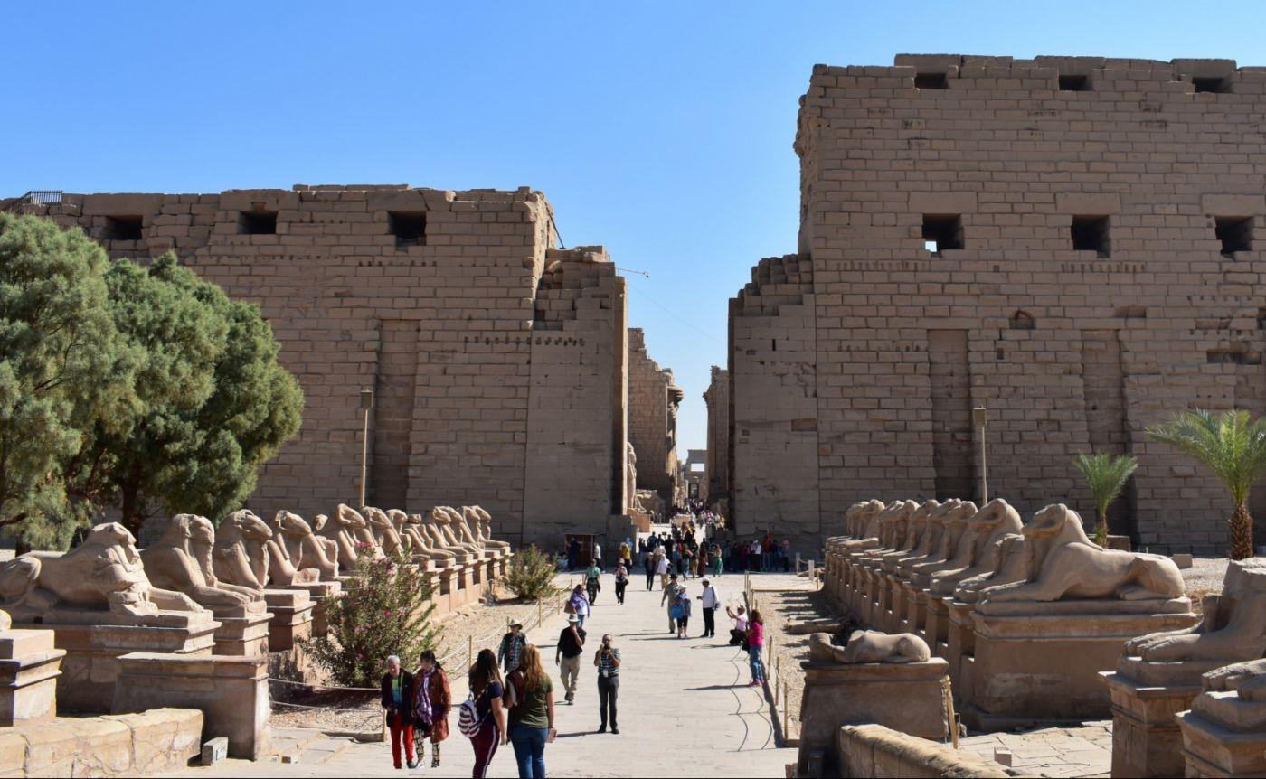 埃及卡纳克神庙群_图1-3
