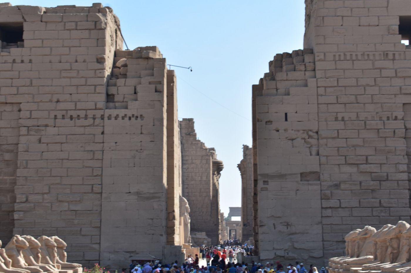 埃及卡纳克神庙群_图1-4