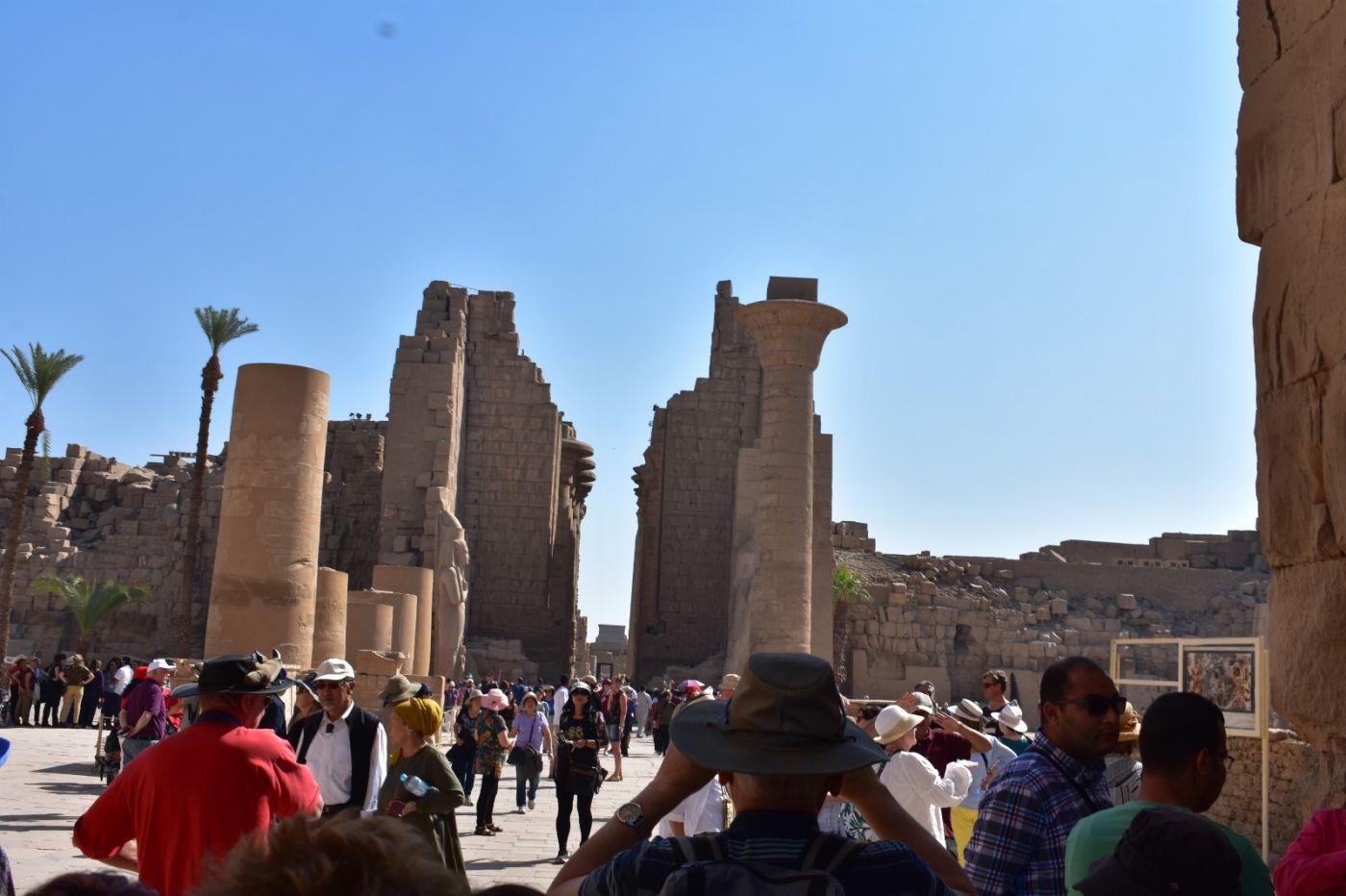 埃及卡纳克神庙群_图1-6