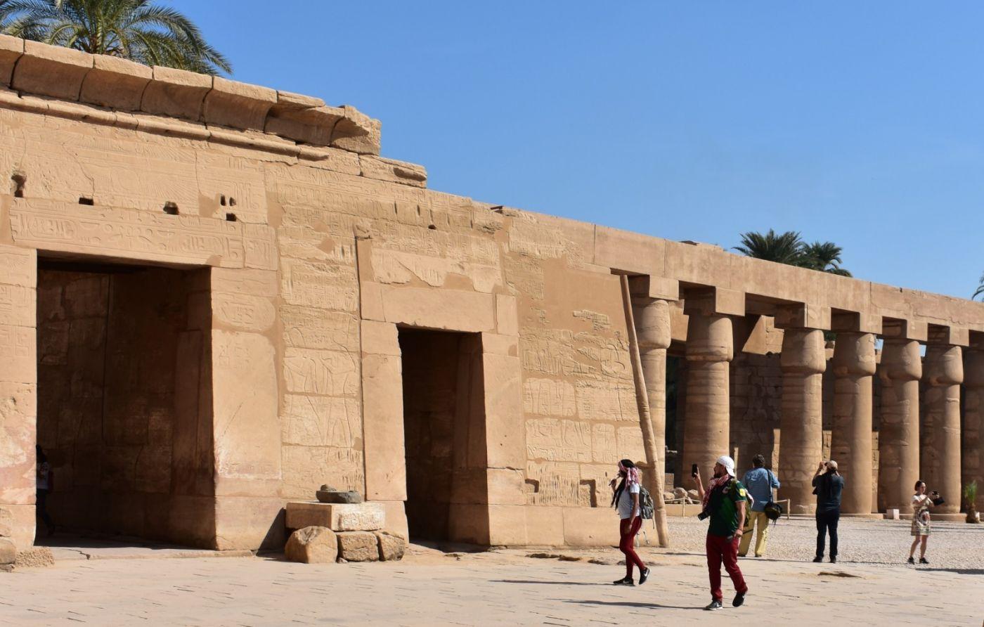 埃及卡纳克神庙群_图1-7