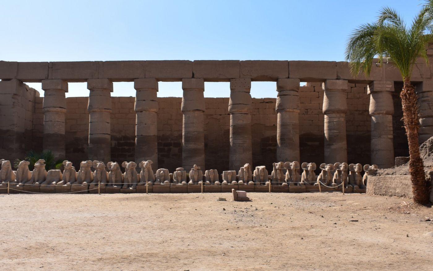 埃及卡纳克神庙群_图1-9