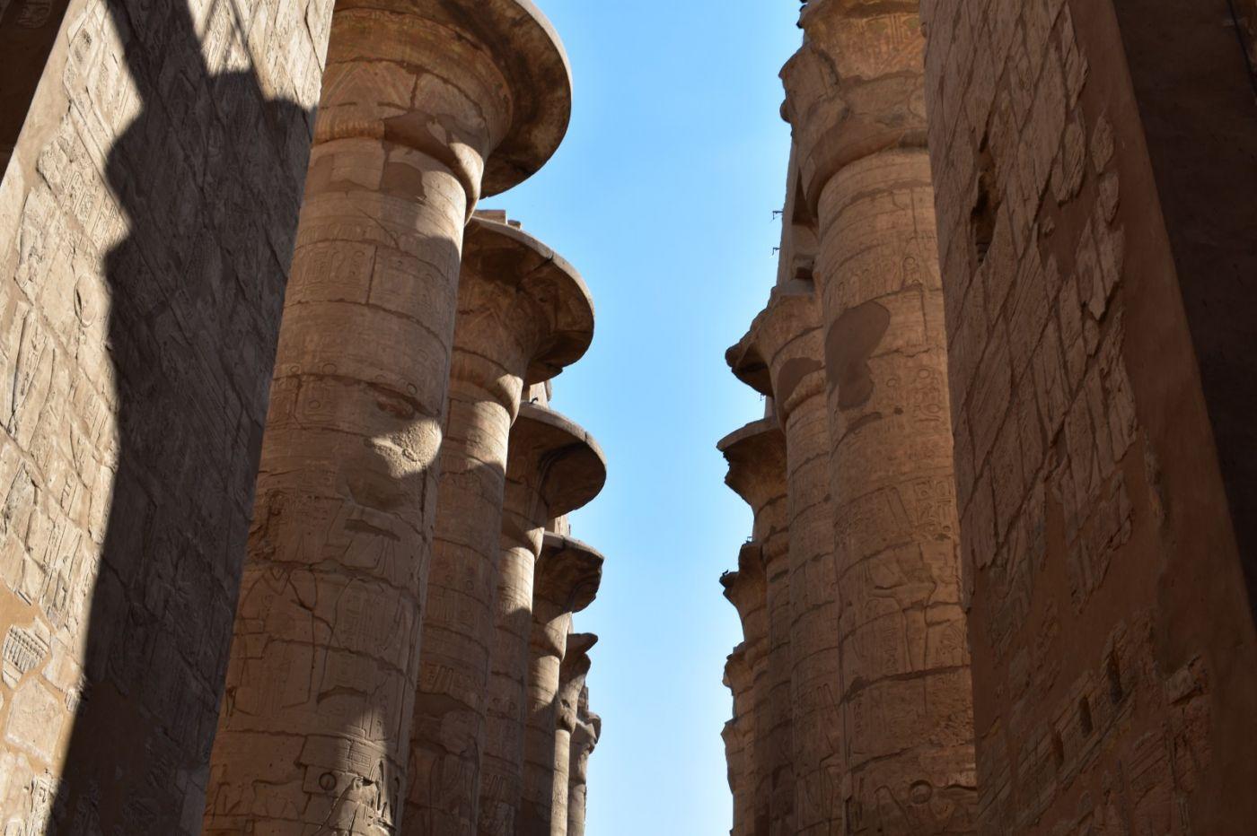 埃及卡纳克神庙群_图1-12