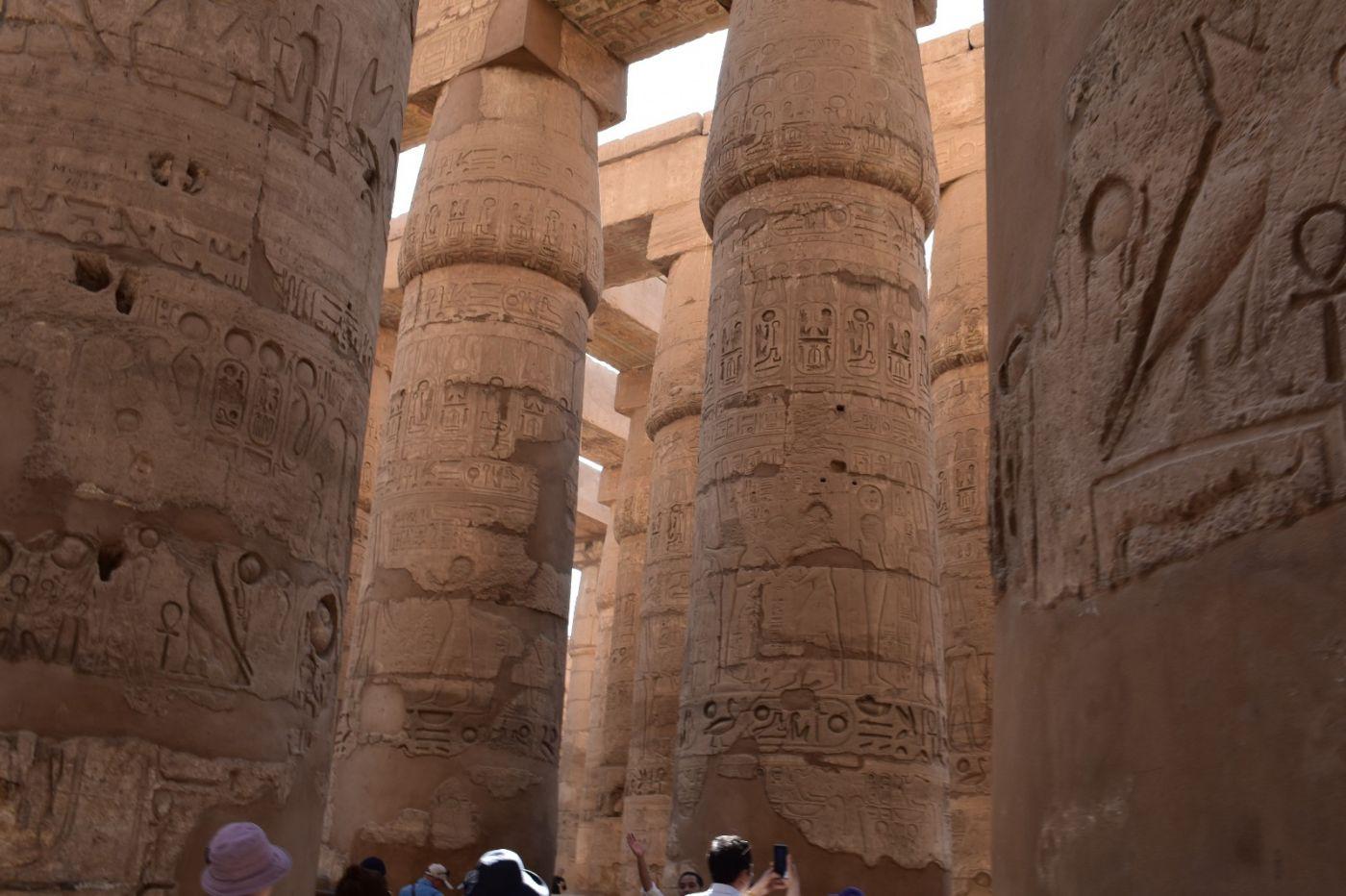 埃及卡纳克神庙群_图1-14