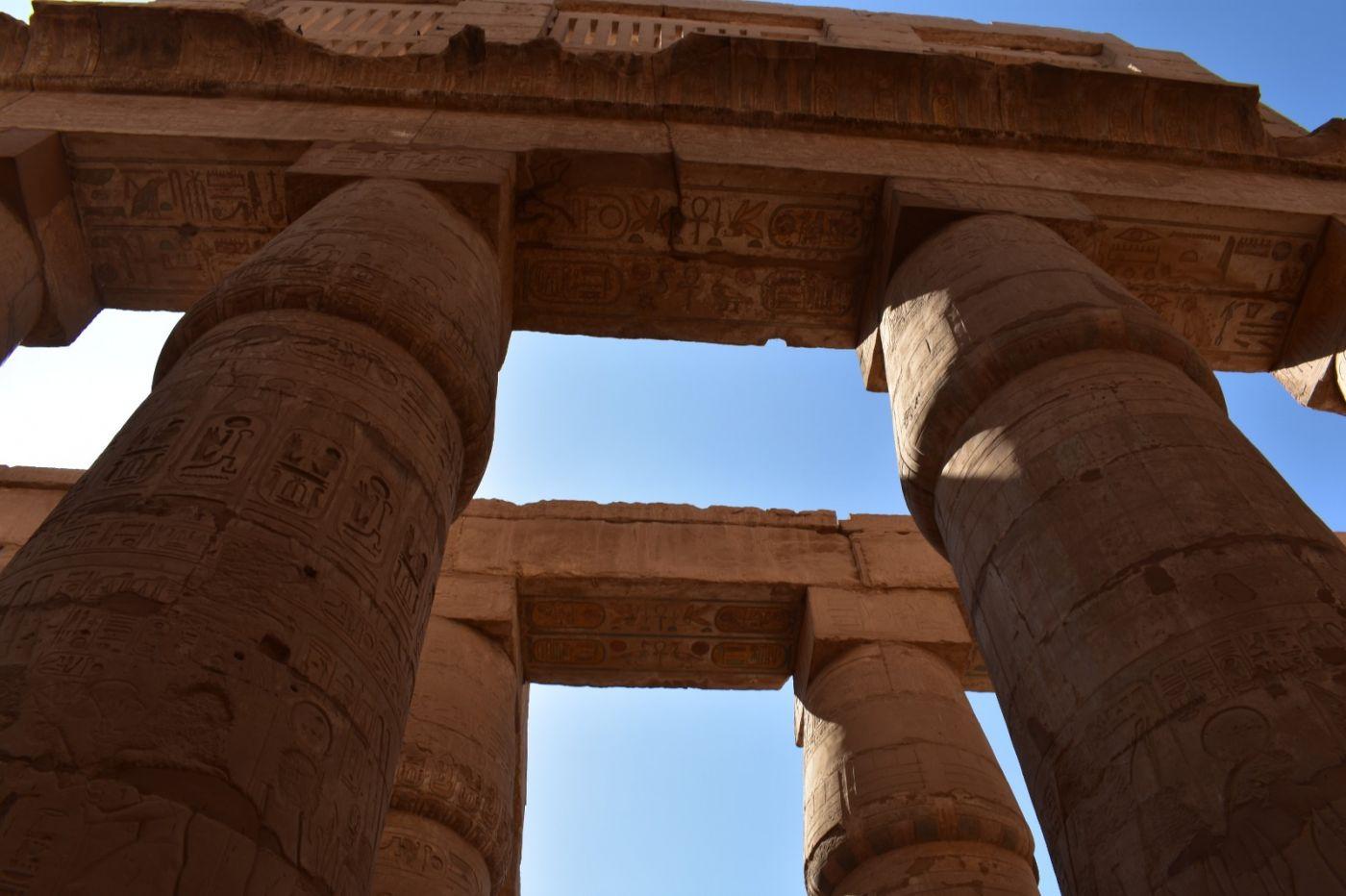 埃及卡纳克神庙群_图1-15