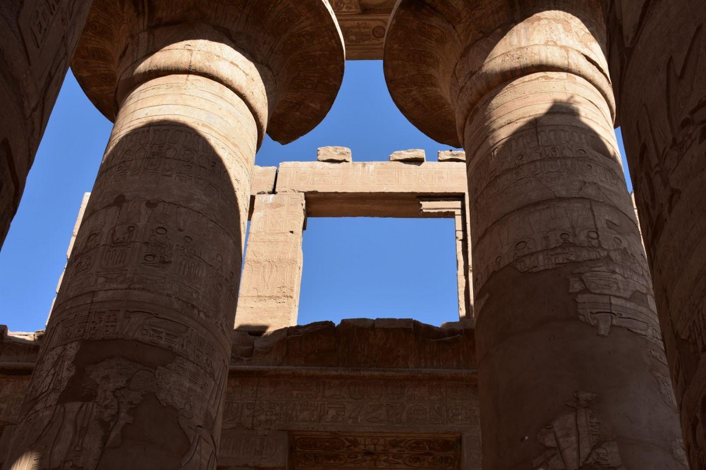 埃及卡纳克神庙群_图1-16